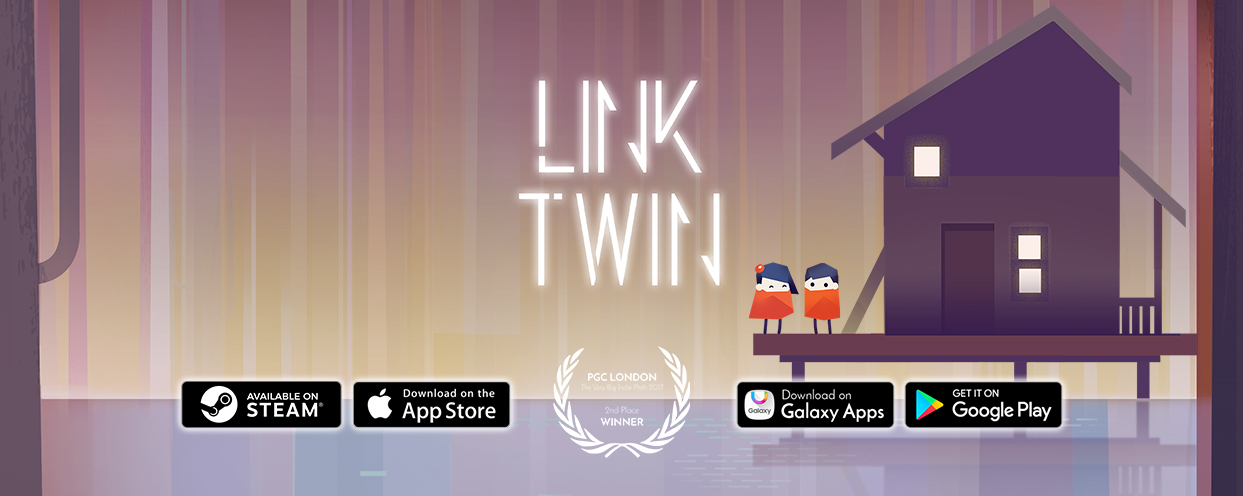 Link Twin - Unique Puzzle Game for Mobile Phones