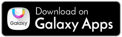 Download on Galaxy Apps
