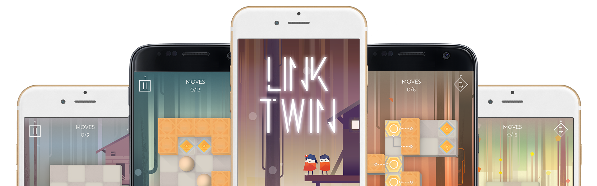 Link Twin works on multiple terminals